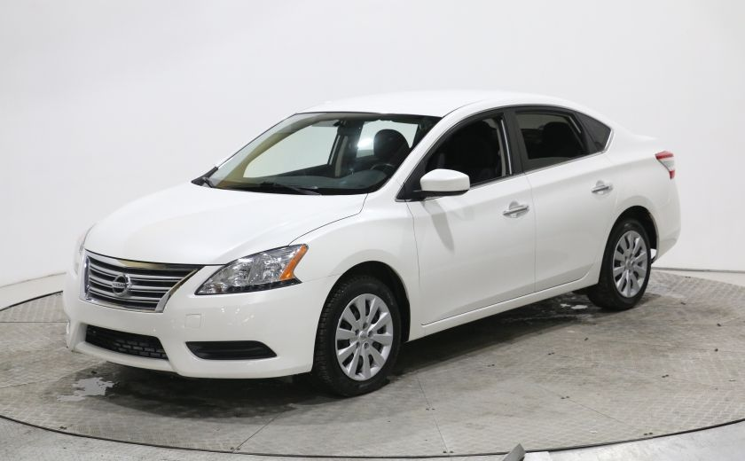 Hyundai Vaudreuil | Auto usagée Nissan Sentra 2013 à vendre