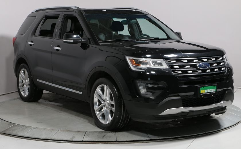 2016 Ford Explorer Limited AUTO A/C TOIT BLUETOOTH MAGS #0