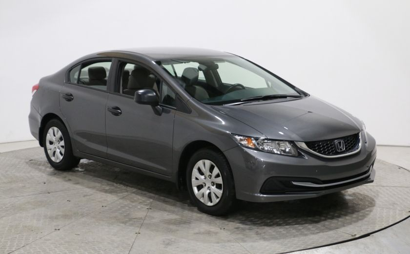 2013 Honda Civic DX #0