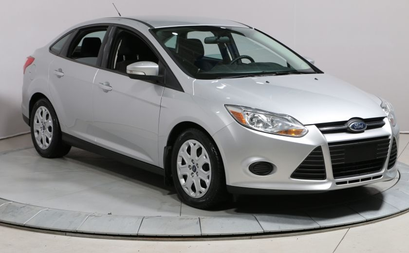 2014 Ford Focus SE A/C GR ELECT BLUETOOTH #0