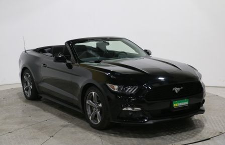 2017 Ford Mustang V6 AUTO CONVERTIBLE MAGS CAM DE RECULE #0