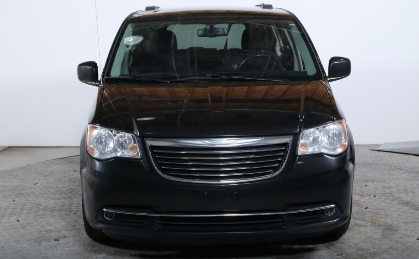 2015 Chrysler Town And Country TOURING STOW'N GO DVD CAMÉRA RECUL #0