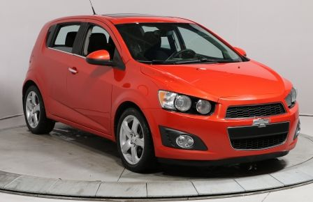 2012 Chevrolet Sonic LT AUTO A/C GR ELECT MAGS #0