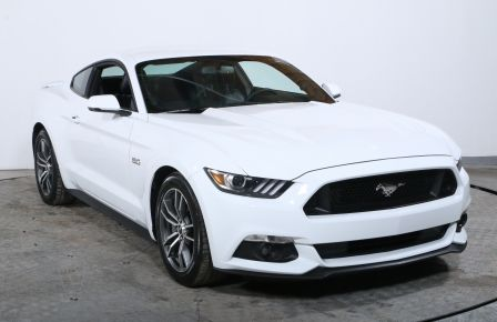 2017 Ford Mustang GT AUTO 5.0L CUIR BLUETOOTH #0
