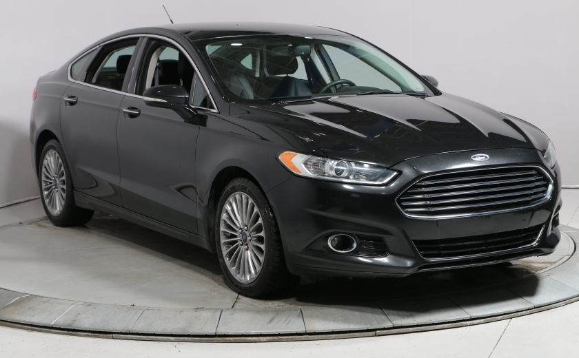 2014 Ford Fusion AUTO A/C CUIR BLUETOOTH MAGS #0