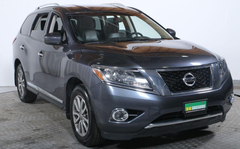 2013 Nissan Pathfinder SL A/C GR ELECT CUIR MAGS BLUETHOOT #0