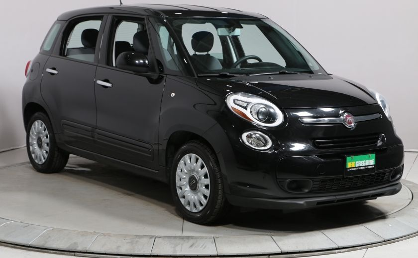 hyundai vaudreuil used cars fiat 500l 2014 for sale. Black Bedroom Furniture Sets. Home Design Ideas