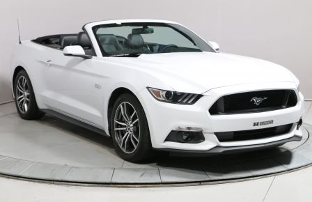 2017 Ford Mustang CONVERTIBLE GT PREMIUM AUTO CUIR NAVIGATION CAMÉRA #0