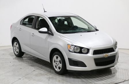 2013 Chevrolet Sonic LS BLUETOOTH #0