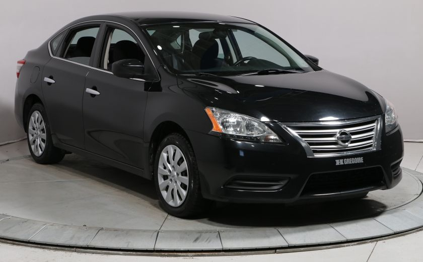 2013 Nissan Sentra SV AUTO CRUISE GR ELECT #0