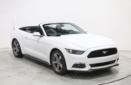2017 Ford Mustang AUTO A/C CONVERTIBLE MAGS CAM DE RECULE #0
