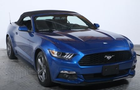 2017 Ford Mustang V6 DÉCAPOTABLE AITO A/C BLUETOOTH #0