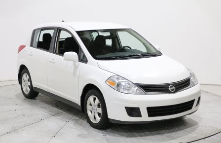 2012 Nissan Versa 1.8 SL LIMITED EDITION MAGS GR ELECT A/C #0