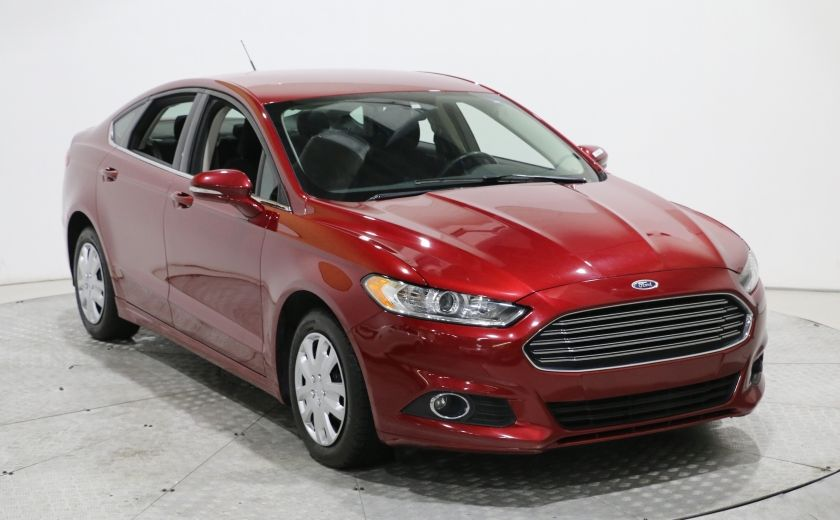 2015 Ford Fusion SE Bluetooth A/C Cruise/USB Camera/AUX #0
