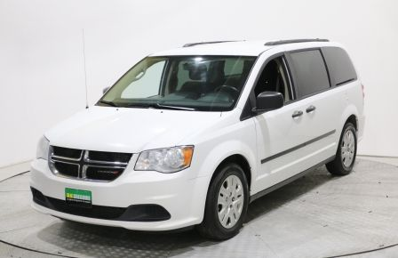 2016 Dodge GR Caravan Canada Value Package 7 PASSAGERS CRUISE CONTROL BL #0