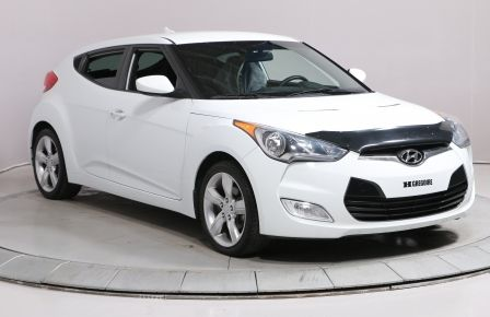 2013 Hyundai Veloster AUTO A/C CAM RECUL BLUETOOTH GR ELECT MAGS #0