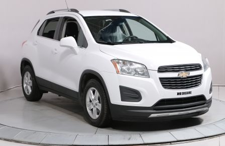 2013 Chevrolet Trax LT A/C MAGS GR ELECT #0
