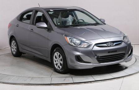 Hyundai Accent usagée et d'occasion à vendre | HGregoire on