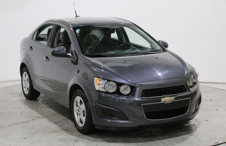 2013 Chevrolet Sonic LS AUTOMATIQUE BLUETOOTH #0