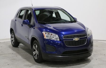 2013 Chevrolet Trax LS A/C MAGS BLUETOOTH #0