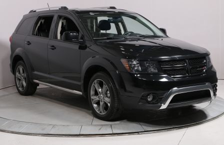 2018 Dodge Journey Crossroad 7PLACES MAGS BLUETOOTH CUIR #0