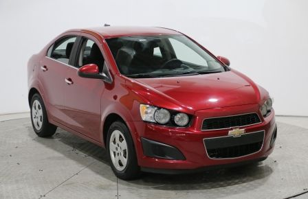 2013 Chevrolet Sonic LT A/C GR ELECT BLUETOOTH #0
