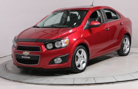 2012 Chevrolet Sonic LT A/C GR ELECT MAGS BLUETOOTH #0