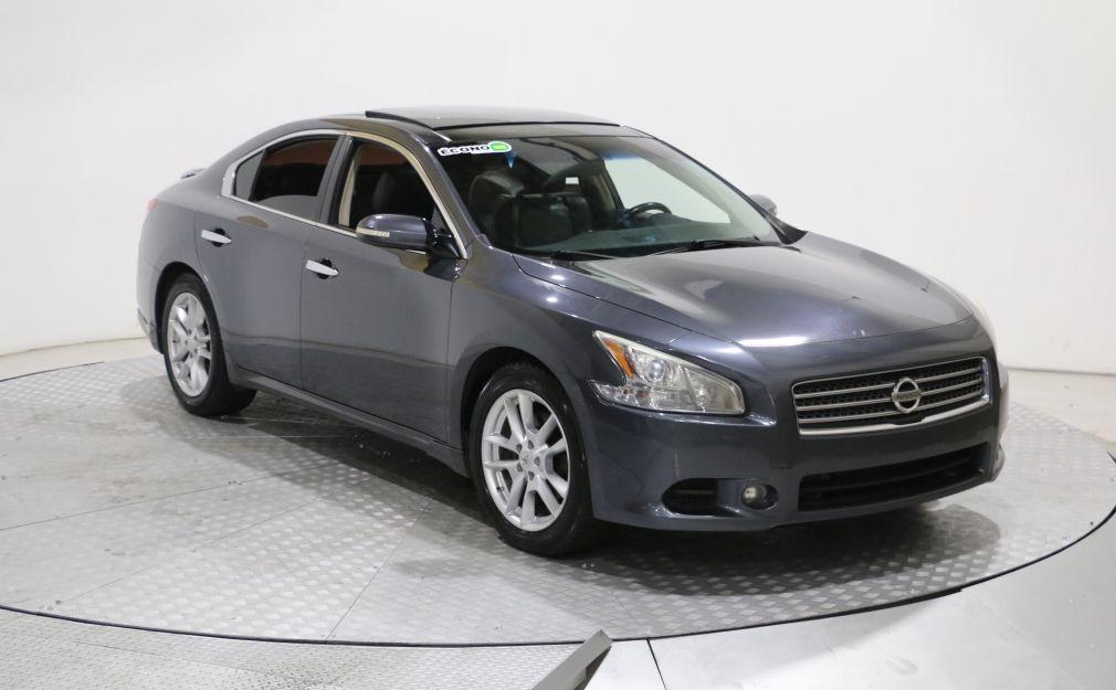 2010 Nissan Maxima 3.5 SV AUTO A/C CUIR TOIT MAGS BLUETOOTH #0