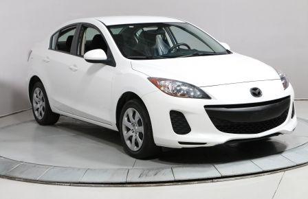 2013 Mazda 3 GX BAS KILOMÈTRAGE #0