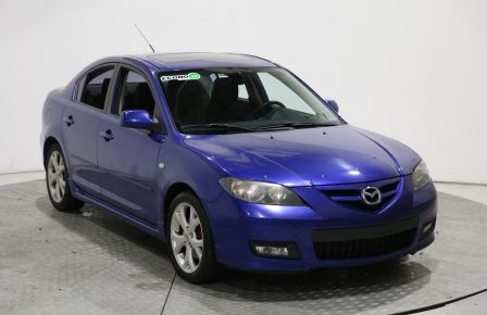 2007 Mazda 3 GT AUTO MAGS A/C GR ELECT CRUISE CONTROL #0