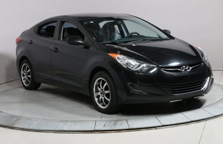 2011 Hyundai Elantra GL AUTO A/C GR ELECT MAGS BLUETOOTH #0