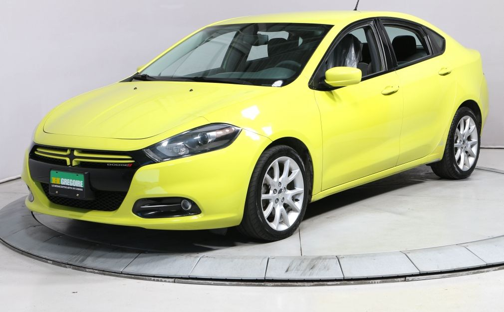 used 2013 dodge dart for sale at hgregoire. Black Bedroom Furniture Sets. Home Design Ideas
