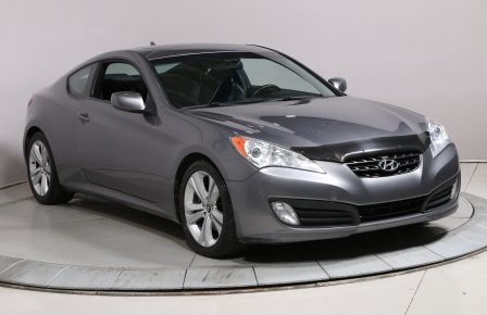 2010 Hyundai Genesis Coupe PREMIUM TURBO CUIR TOIT MAGS BLUETOOTH #0