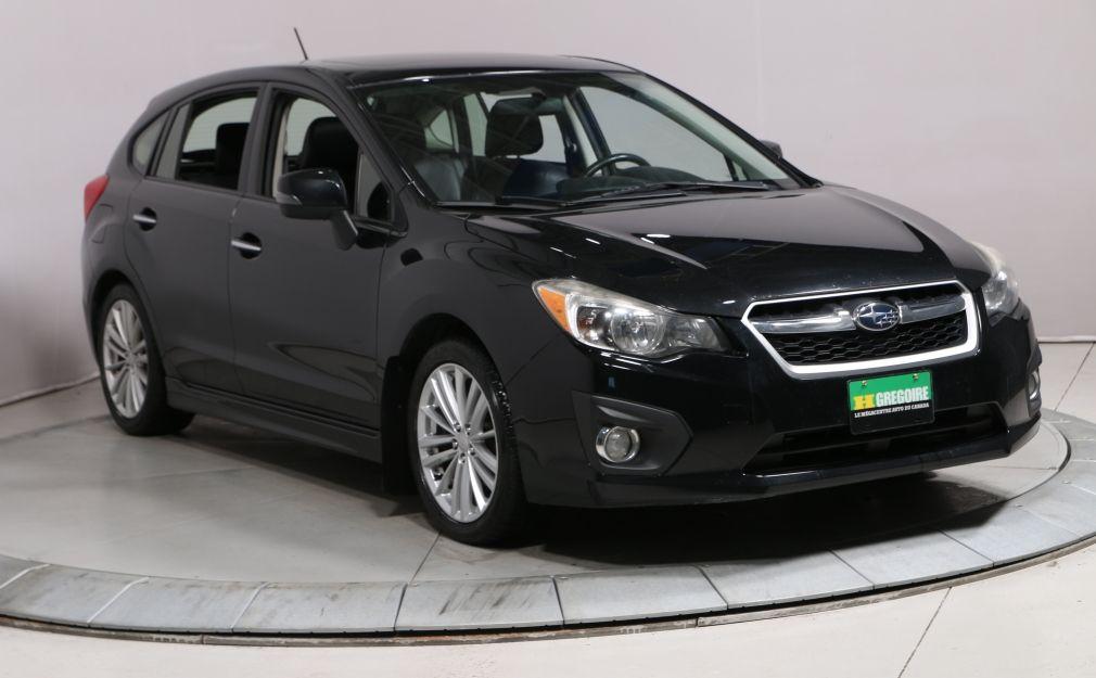 Used 2013 Subaru Impreza For Sale At Hgregoire