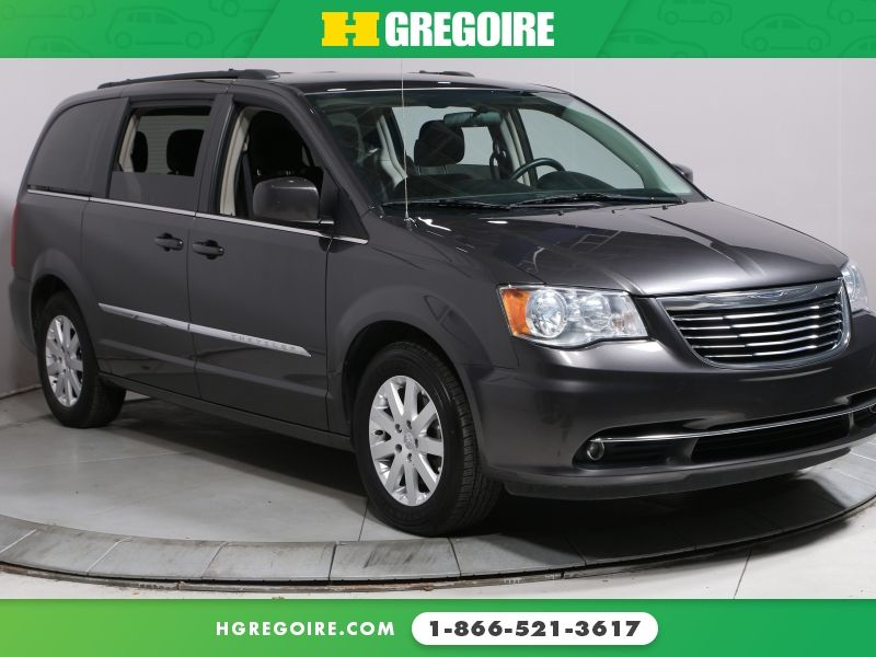Used Chrysler Town Country For Sale Montreal Qc Cargurus