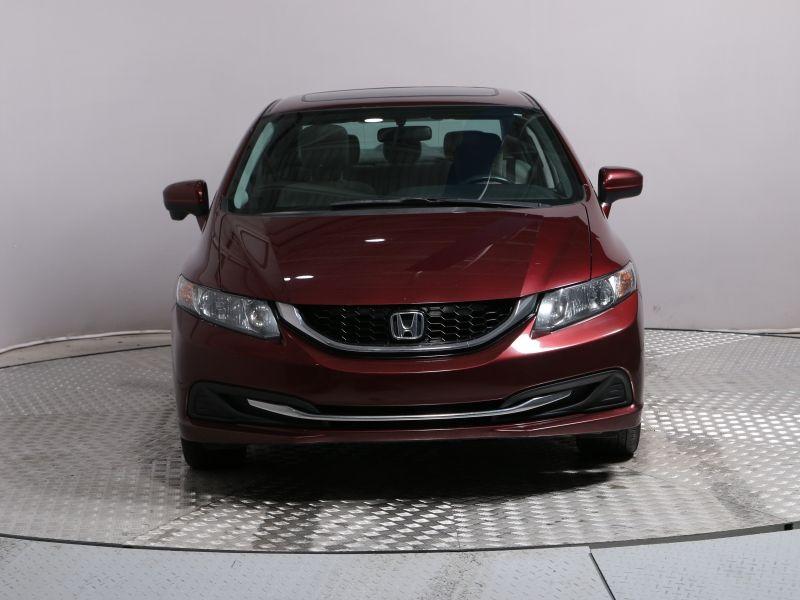 2014 Honda  Civic EX A/C TOIT MAGS CAMÉRA RECUL