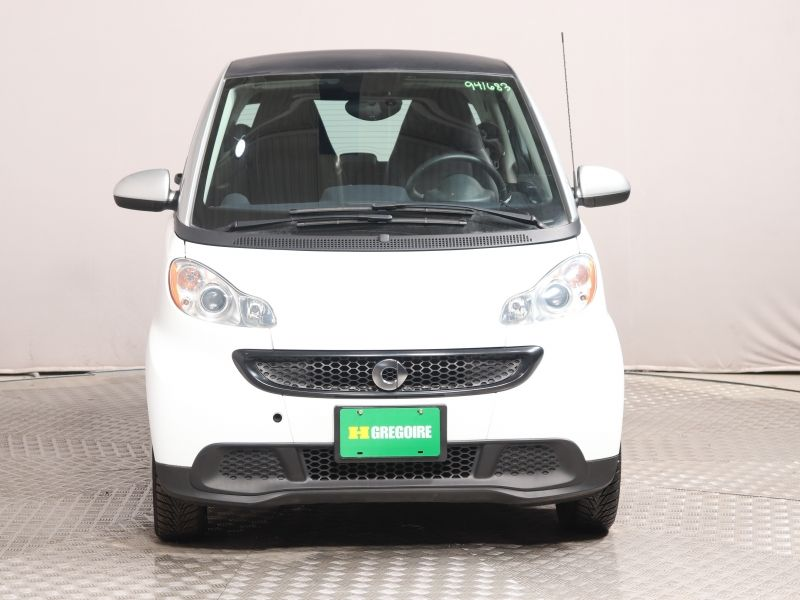 Smart Fortwo Pure A/C CUIR 2015