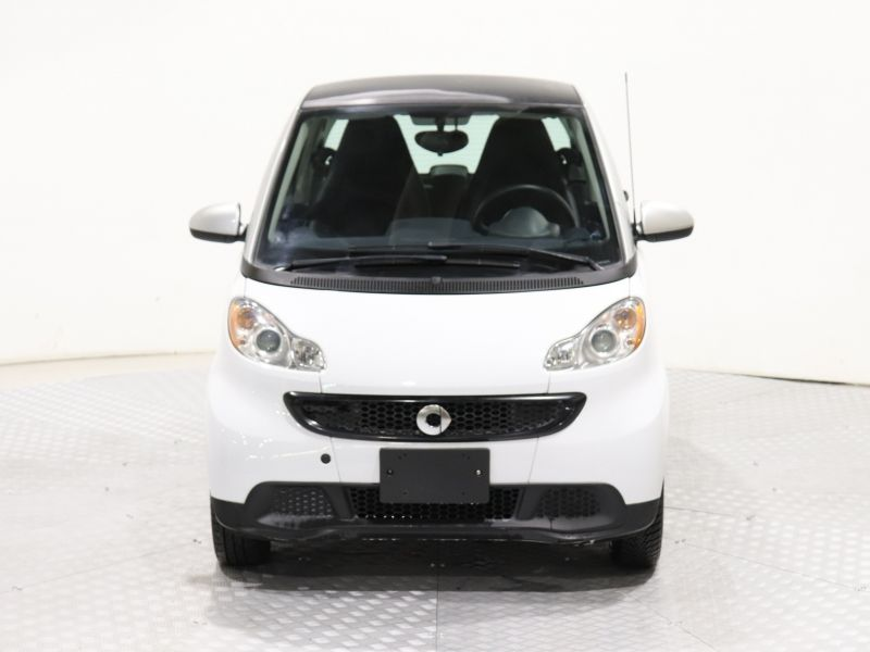 Smart Fortwo Pure CUIR 2015