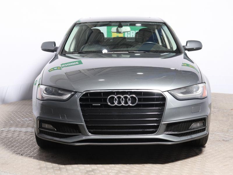 Audi A4 Progressiv plus QUATTRO CUIR TOIT NAV MAGS CA 2016