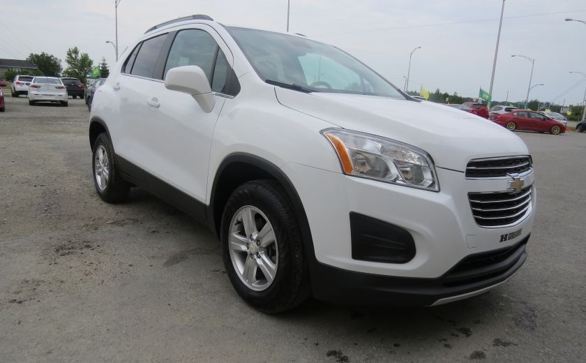 hgregoire chrysler dodge jeep ram used chevrolet trax 2016 for sale. Black Bedroom Furniture Sets. Home Design Ideas