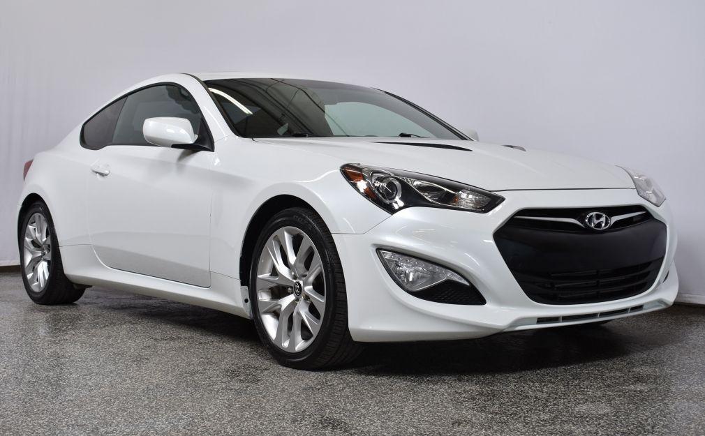 2013 Hyundai Genesis Coupe Premium #0
