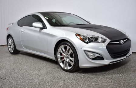 2016 Hyundai Genesis Coupe 3 8l Base 0