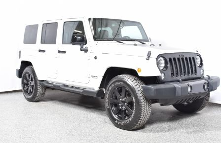 2014 Jeep Wrangler Unlimited Sahara #0