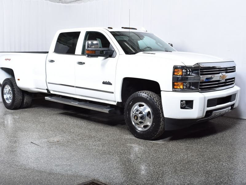 Chevrolet Silverado 3500HD High Country 2016