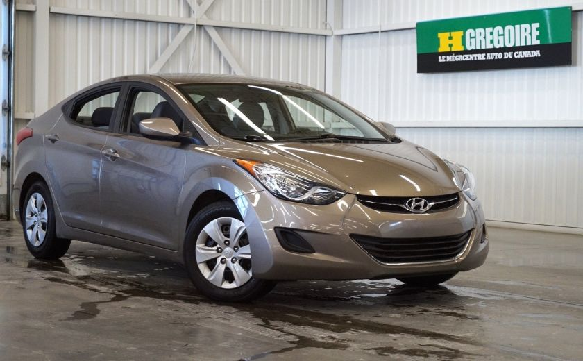 hyundai vaudreuil used cars hyundai elantra 2013 for sale. Black Bedroom Furniture Sets. Home Design Ideas
