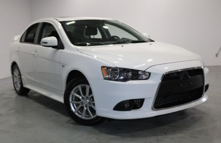 2015 Mitsubishi Lancer SE CVT Sieges-Chauf Bluetooth USB/MP3 A/C Cruise #0