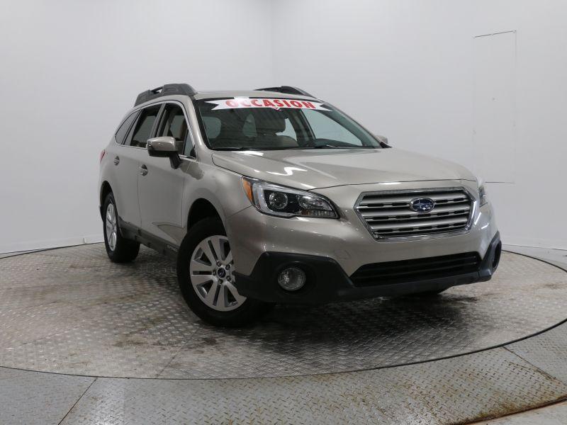 Outback 5i 2015 Pkg 2 Wtouring Subaru kuOPXZi