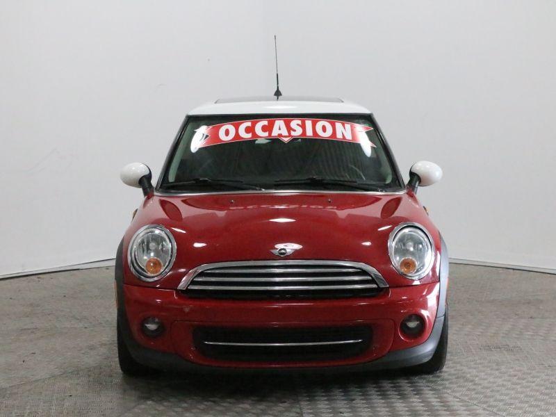Mini Cooper Classic 2012
