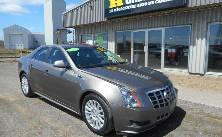 Hgregoire Chrysler Dodge Jeep Ram Used Cadillac Cts 2012