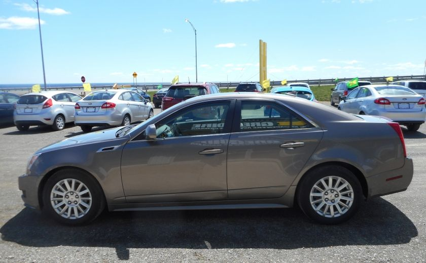 Gas Mileage Of 2012 Cadillac Cts Fuel Economy